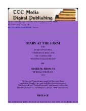 Mary at the Farm and Book of Recipes