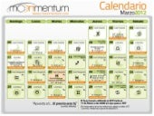 Calendario Astrológico Moonmentum M...