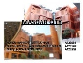 Masdar City, Abu Dhabi UAE