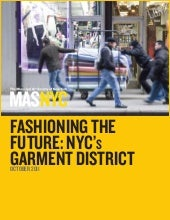 Fashioning the Future: NYC's Garmen...