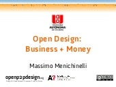 Open Design: Business + Money @ Fab...