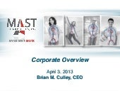 Mast Therapeutics, Inc. video