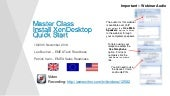 XenDesktop Master Class - Live Installation of XenDesktop/XenApp 7.6