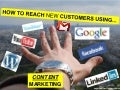 How to Reach New Customers Using Content Marketing