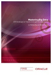 Mastering Big Data strategies for C...