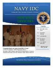 NAVY IDC NEWS LETTER (JUN 2011)