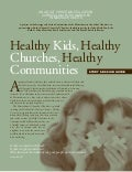 Healthy Kids, Healthy Churches, Healthy Communities