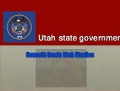 Utah Government PowerPoint