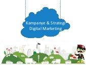 Kampanye & Strategi Digital Marketing