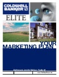 Matthew and Jennifer Rathbun, Realtors Listing Marketing Plan