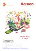 MAVAM Brasil 10th edition - MESSAGING