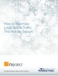 Whitepaper: How to Maximize Local Search Traffic This Holiday Season