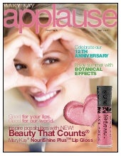 Applause May 2012