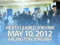 Seminars Offered at the May 10 Cleared Job Fair