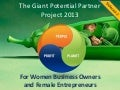 Giant Potential Partnership Project: Slidecast 2