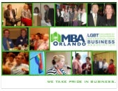 MBA Orlando, LGBT Chamber of Commerce
