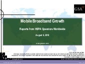 Mobile Broadband Growth - Reports f...
