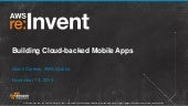 Building Cloud-Backed Mobile Apps (...