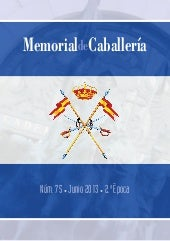 Memorial de Caballería num. 75. Jun...