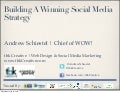 Building a Winning Social Media & Digital Marketing Strategy / Andrew Schiestel, tbk Creative