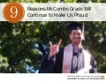 9 Reasons McCombs Grads Will Continue to Make Us Proud