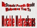 McDonald Notable Nebraskans (Part A)