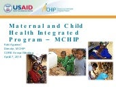 Maternal and Child Health Integrate...