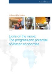 McKinsey Global Institute - Lions o...
