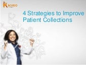 4 Strategies to Improve Patient Collections