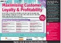 Maximising Customer Loyalty & Profitability