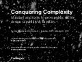 Conquering Complexity: Mindset & Tools for Growing Public Design Capability & Capacity