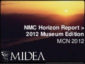 MCN 2012 Horizon Report Preview