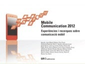 Mobile Communication 2012
