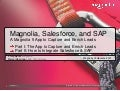 Magnolia, Salesforce and SAP: a Magnolia 5 App to Capture and Enrich Leads