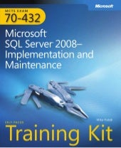 Mcts self paced training kit exam 4...