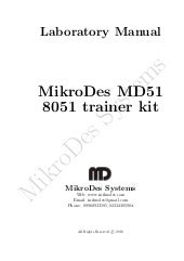 MD51 Lab Manual
