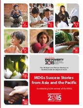 MDGs Success Stories from Asia and ...