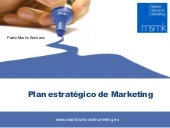 Plan estratégico de marketing - Pab...