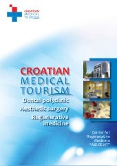 Medical tourism in Croatia: Stem ce...