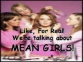 Bullying Training -Mean Girls