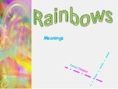 Meaning Of The Colors Of The  Rainbow