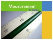 Measurement Summative