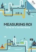 Measuring the ROI of Social Media Marketing