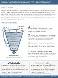 Measuring Twitter Marketing Campaigns: Funnel Approach