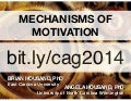 Mechanisms of Motivation: 5 C's for Promoting Creative Productive Giftedness