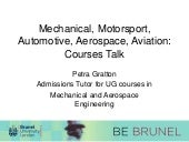 Mechanical Engineering sept 2014