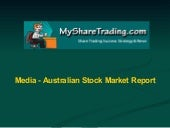 Media - Australian Stock Market Report