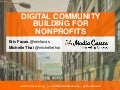 Digital Community Building For Nonprofits