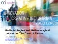 Media Ecologies and Methodological Innovation: The Case of Twitter