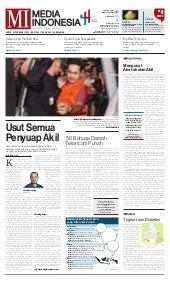 Media Indonesia 22 Februari 2014